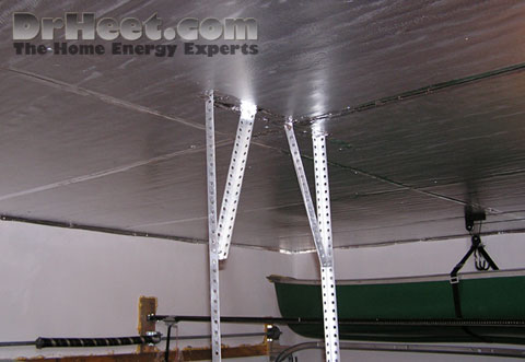 Garage Ceiling Dr Heet
